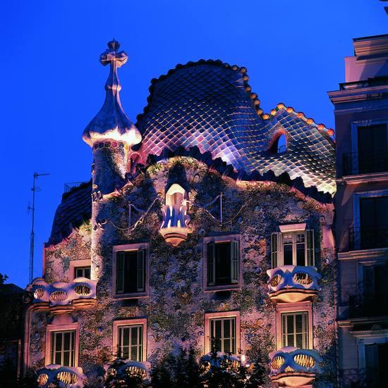 Les Monuments D Antoni Gaud 237 Inscrits Au Patrimoine Mondial De L Humanit 233 Catalunya Experience