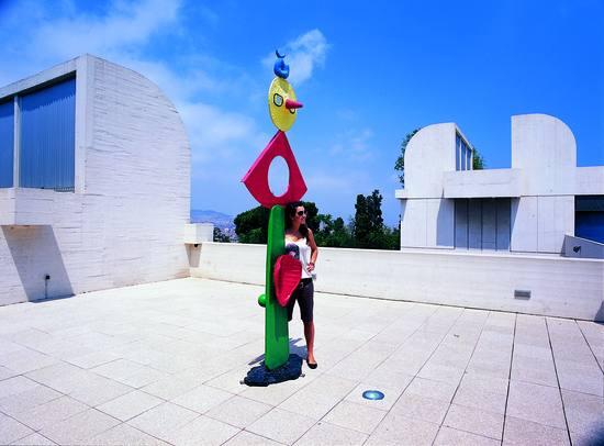 Sculpture de Joan Miró