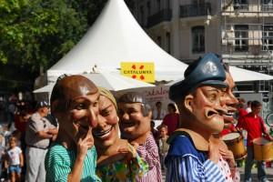 Capgrossos à Lyon - septembre 2010 - (copyright Joan Oriol ACT)
