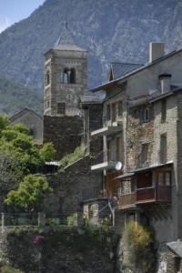 Village-Tírvia-Catalogne