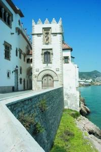 Façade du Palais Maricel de Mar i Maricel de Terra - Sitges - Costa del Garraf (Copyright : Servicios Editoriales Georama - ACT)