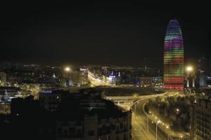 Place de les Glòries et Torre Agbar - Barcelona (Copyright : Oriol Llauradó - ACT)