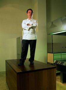 Photo de Ferran Adrià
