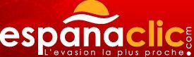 Logo espanaclic.com - pour des vacances en famille
