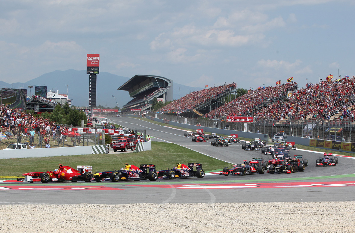 Circuit Catalunya Race