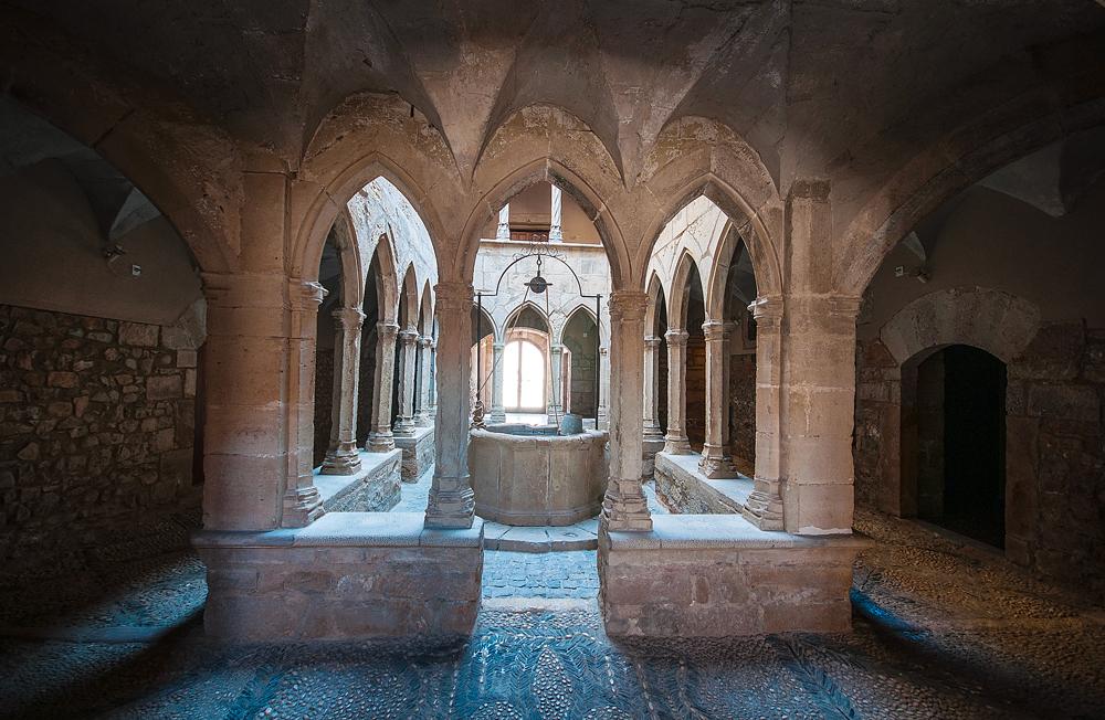 Ancien hopital de Santa Maria - Montblanc