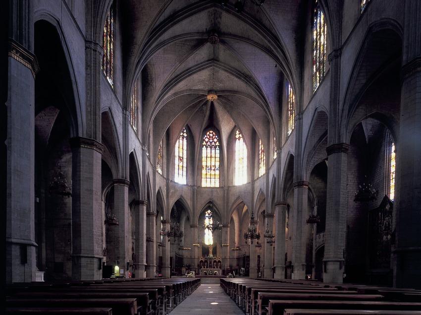 Basilique Santa Maria de la Seu - Manresa