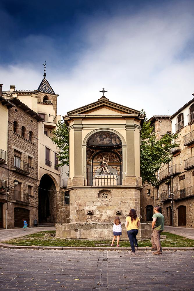 Place Sant Joan - Solsona