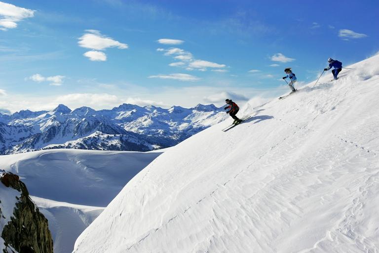 Esquí en el Valle de Aran