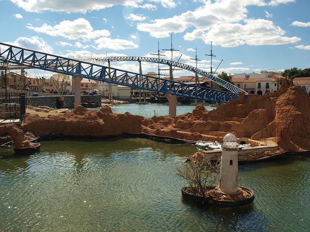 Le parc d 39 attractions port aventura s 39 agrandit - Parc d attraction espagne port aventura ...