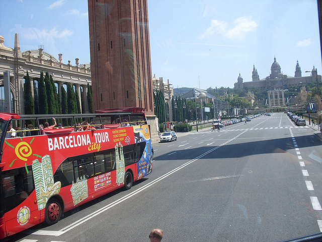 bus barcelone