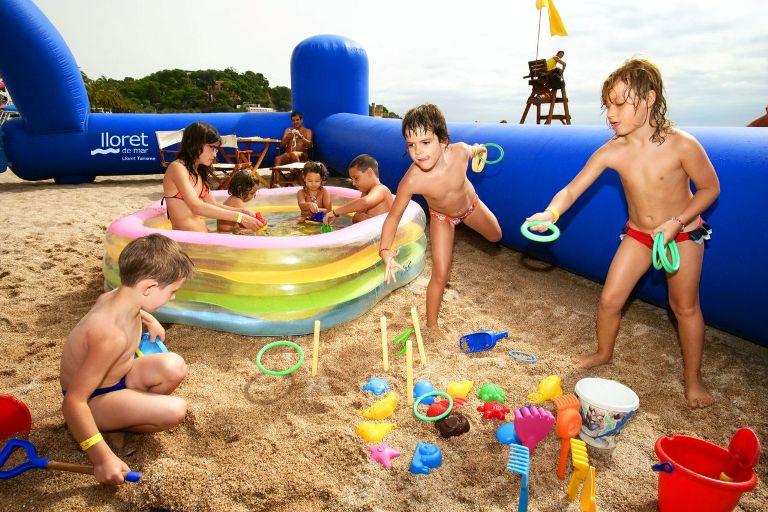 L'été à Lloret de Mar
