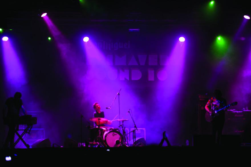 Primavera Sound 2. No Age, 2010. Marc Castellet Puig