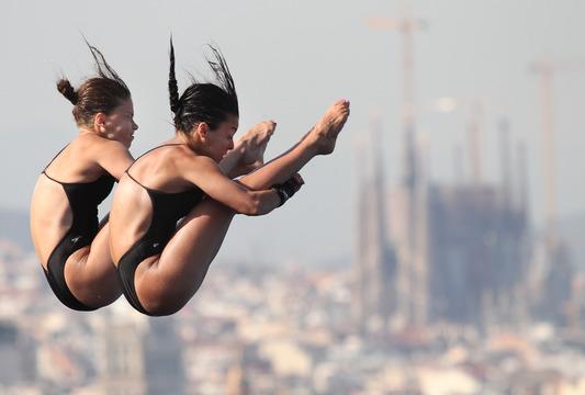 BCN2013 : Championnats du monde de natation cet été à Barcelone