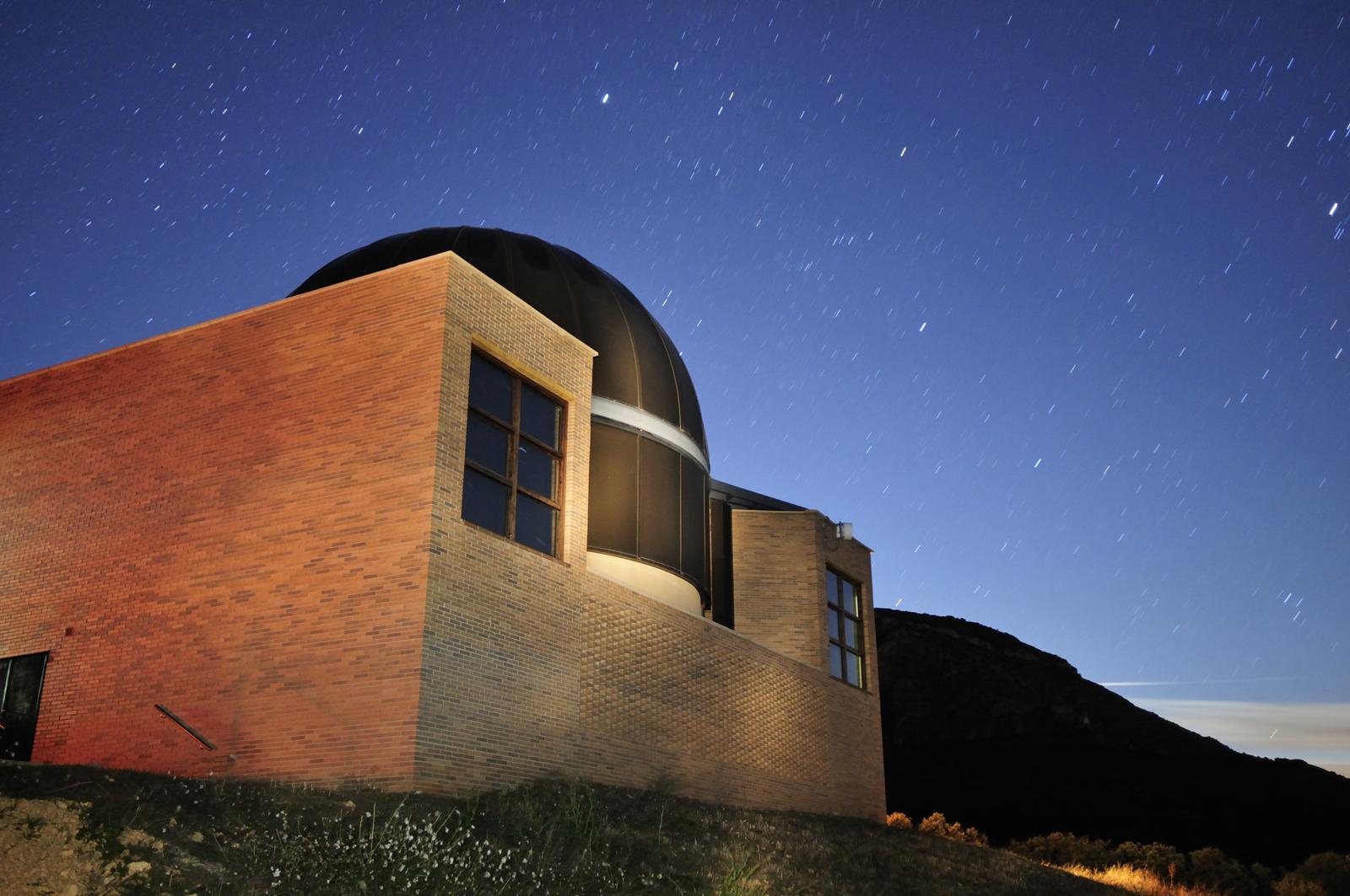 Observez les étoiles au Parc Astronomic de Montsec