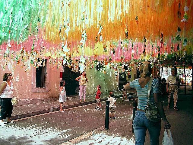 L'incontournable Festa de Gràcia à Barcelone