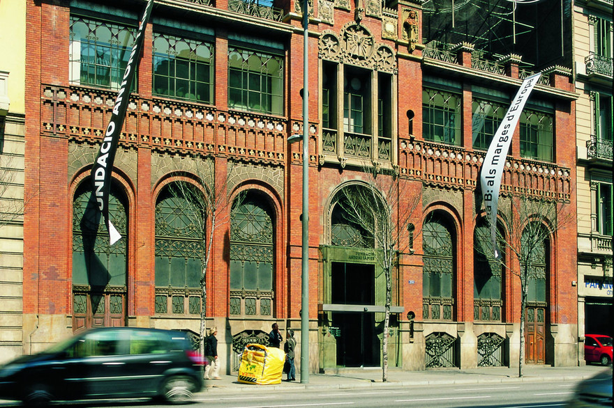 Fondation Antoni Tàpies. Copyright imagen M.A.S.