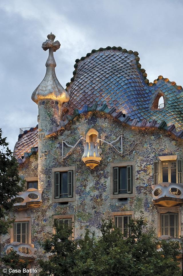 Modernisme, Casa Batlló - © Casa Batllo