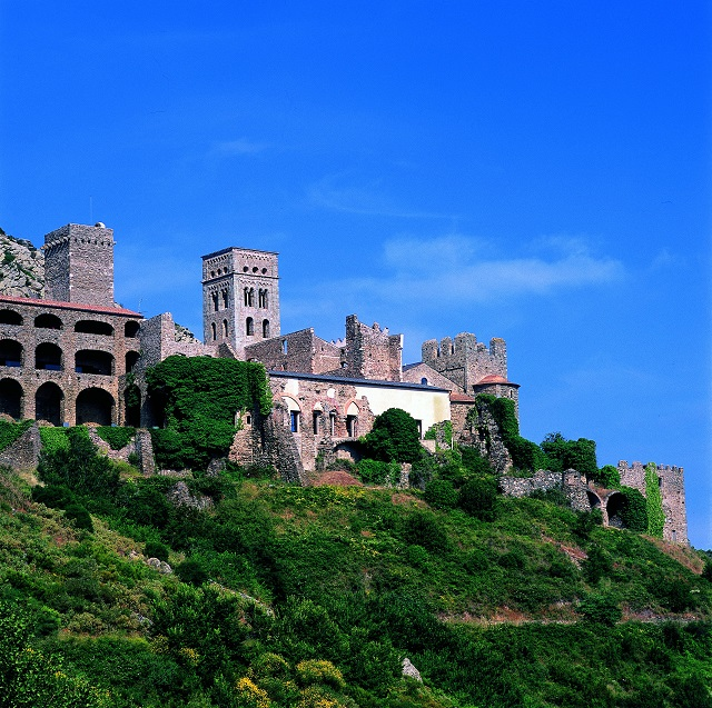 Monestir de Sant Pere de Rodes. Copyright Imagen MAS