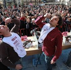 Tour des fêtes gastronomiques en Catalogne