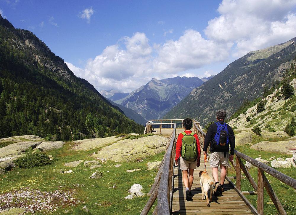 El Parc Nacional d'Aigüestortes. Copyright Lluís Carro - ACT