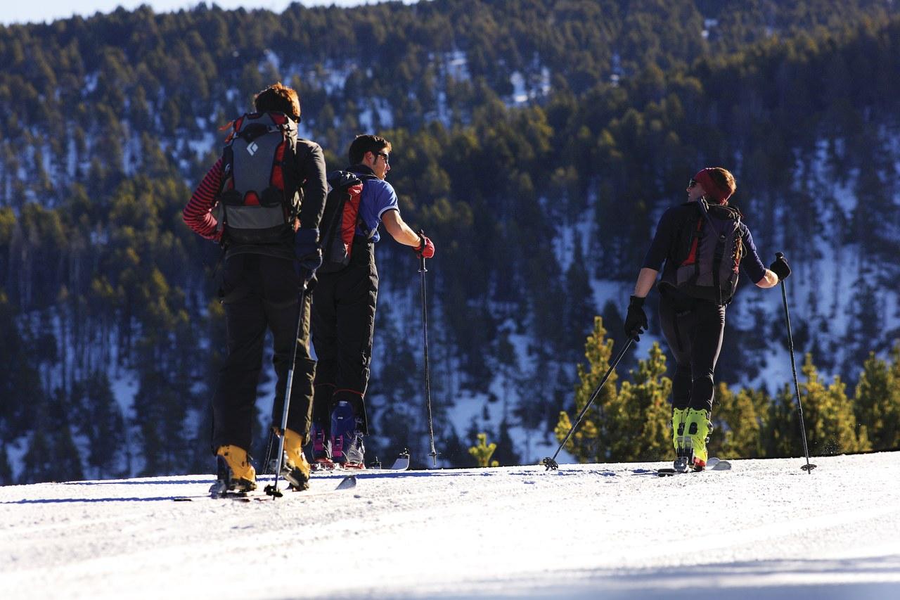 Le ski nordique, une activité mixte entre ski alpin et ski nordique