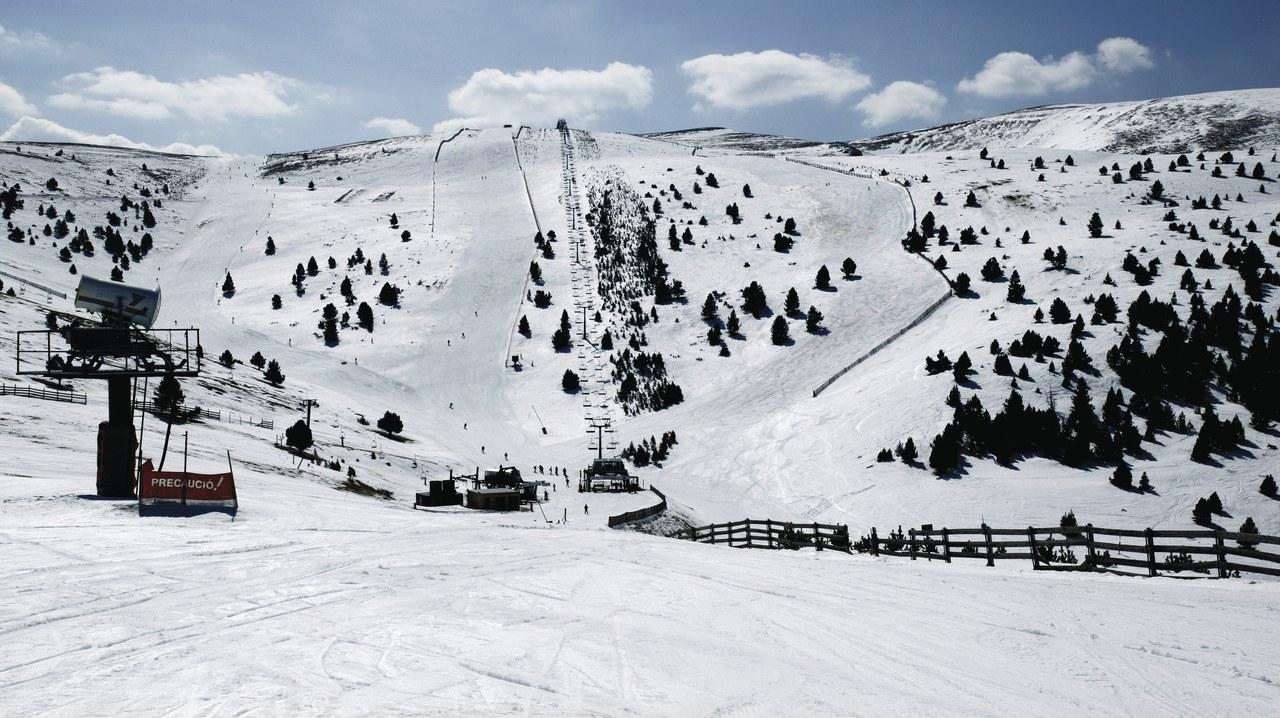 Vue sur la station de ski de La Molina © Nano Cañas - ACT