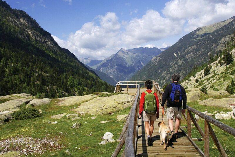 Mirador Sant Esperit - Parc Nacional Aigüestortes