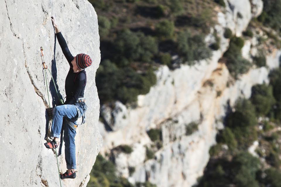 Escalada a la Vall d'Ager