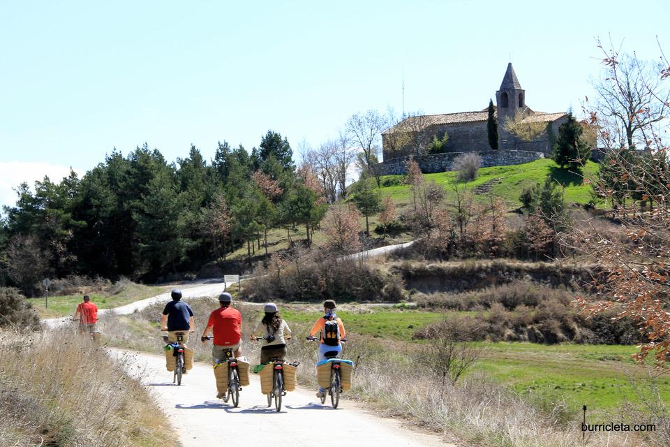 Visiter une région à vélo? Il n'y a plus de raison valable à ne pas le faire lorsqu'en plus les vélos sont électriques!