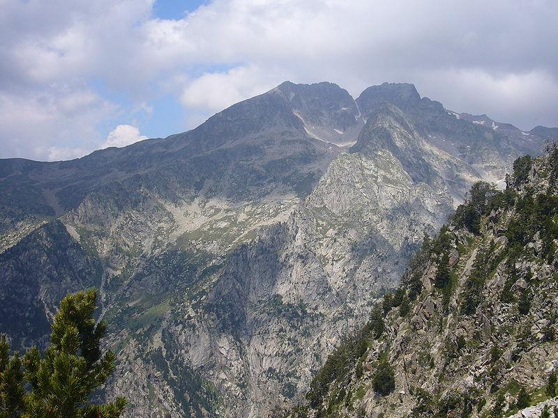 Le Comaloformo à 3033m d'altitude