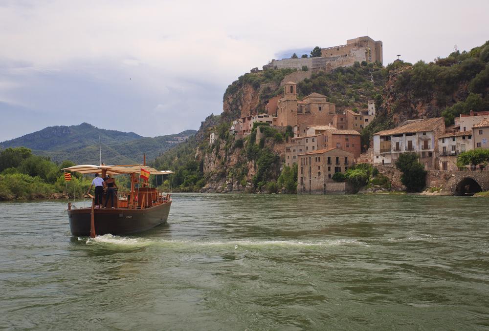 Miravet. Crédit photo: Patronat de Turisme de Terres de l'Ebre