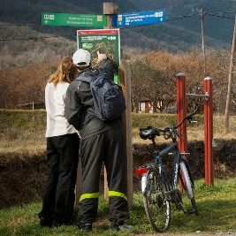 Pirinexus, une aventure cyclotouriste