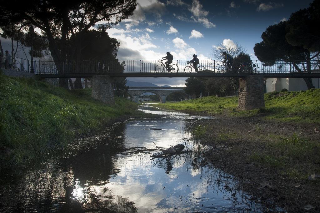 Argelès-sur-Mer, route Pirinexus. Photographe Jean Claude Martínez. Crédit photo Vies Verdes Girona