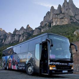 Le Catalunya Bus Turistic,