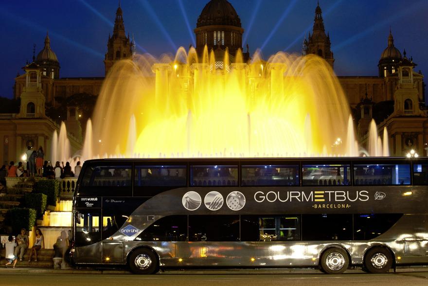 GOURMET BUS DINNER DELUXE  © juliatravel.com