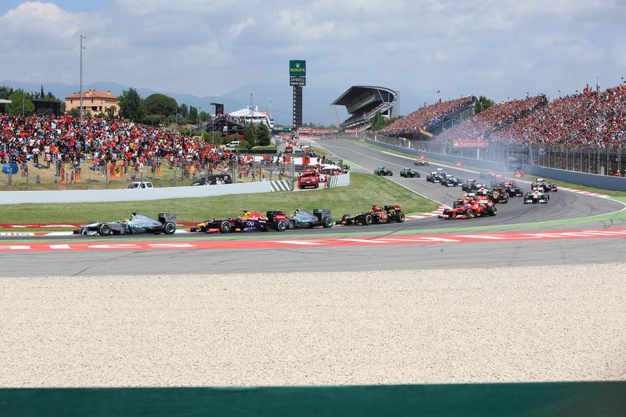 Circuit de Barcelona-Catalunya. ® Miquel Rovira