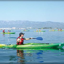 Les stations balnéaires centres nautiques en Catalogne