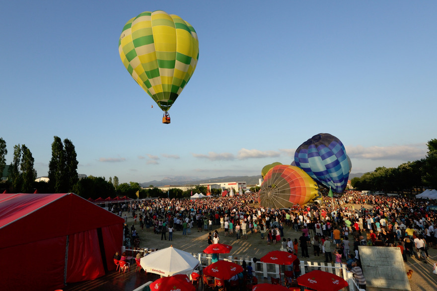 European Ballon Festival - photo www.ebf.cat