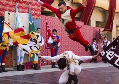 Célébrer la Fête de la Renaissance à Tortosa