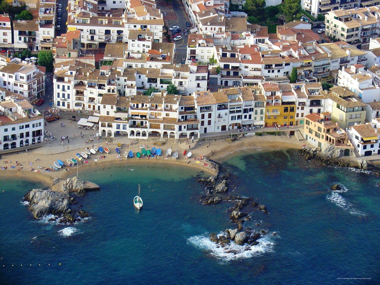 Les plus beaux villages de p cheurs en catalogne - Calella de palafrugell office tourisme ...