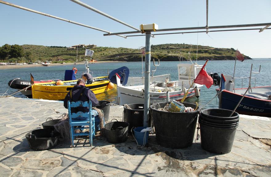 Portlligat est bien connu pour la maison de Dali, mais c'est aussi un joli petit village de pêcheurs.