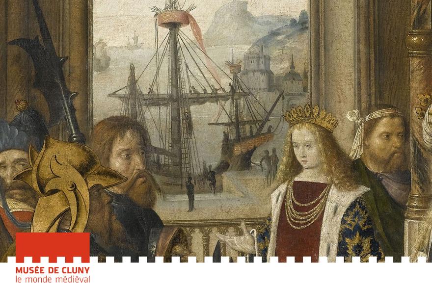 Exposition au Moyen-Age, au musée de Cluny