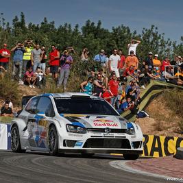Le Rally RACC Catalunya-Costa Daurada,  2014