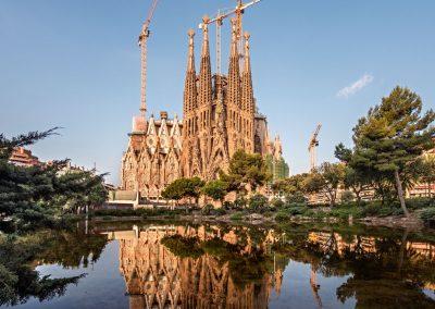 Barcelone : La Sagrada Família, l'oeuvre magistrale de Gaudí