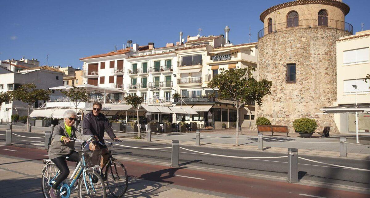 Cambrils Passeig Maritim Catalogne