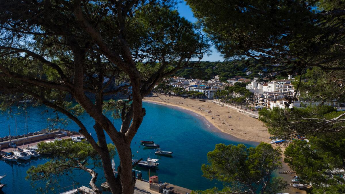 Llafranc - Costa Brava - Catalogne
