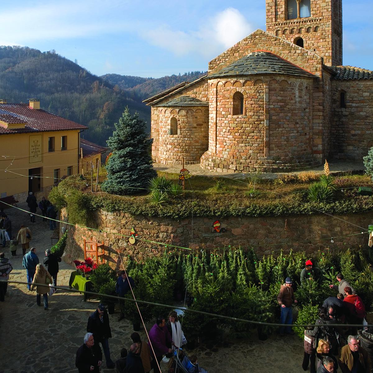 Fira de l'Avet, Espinelves