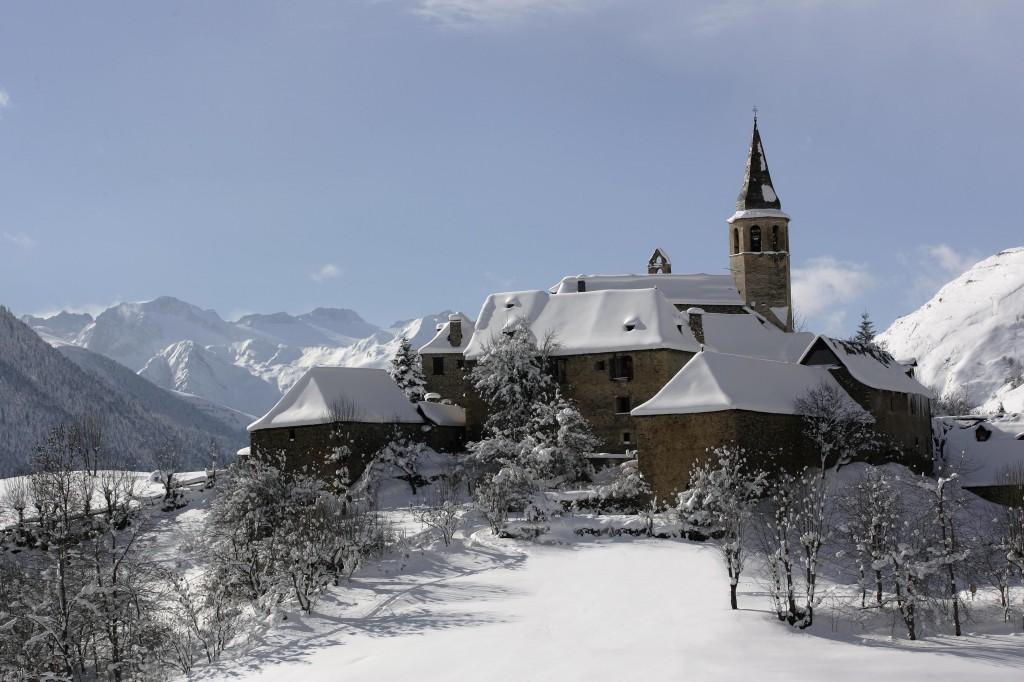 Village du Val d'Aran - ©Fons Torisme d'Aran