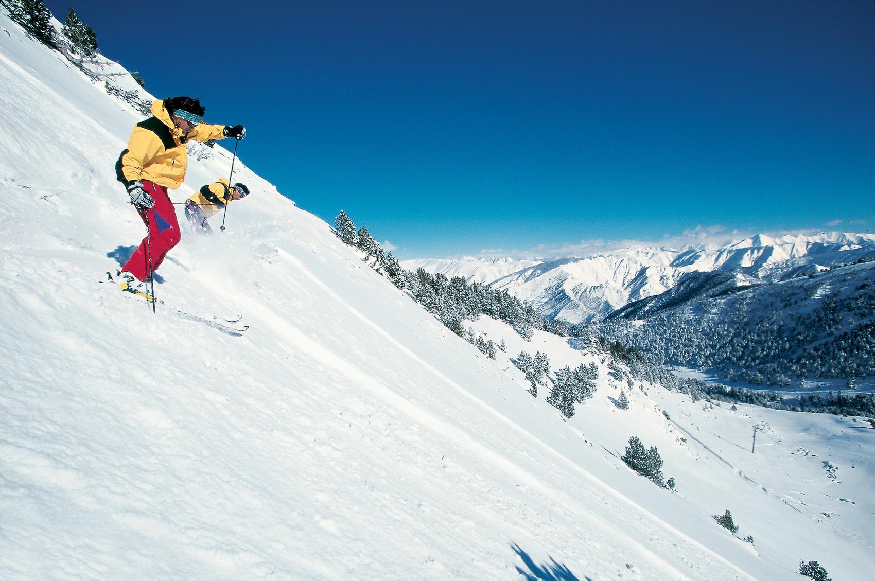 Espot Esquí © Daniel Julián